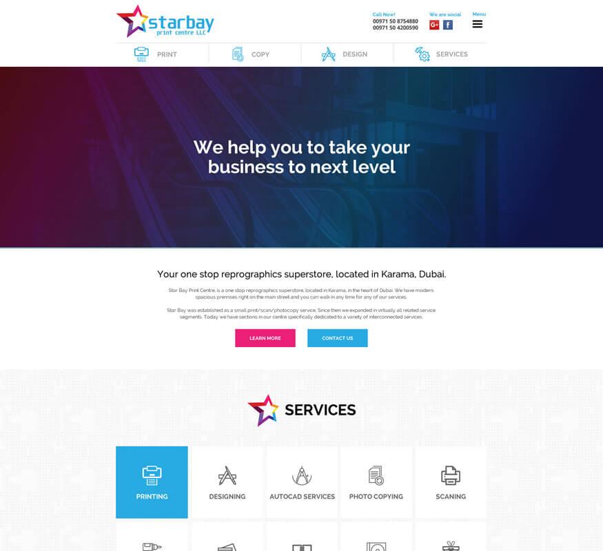 Kerala freelance responsive web designer