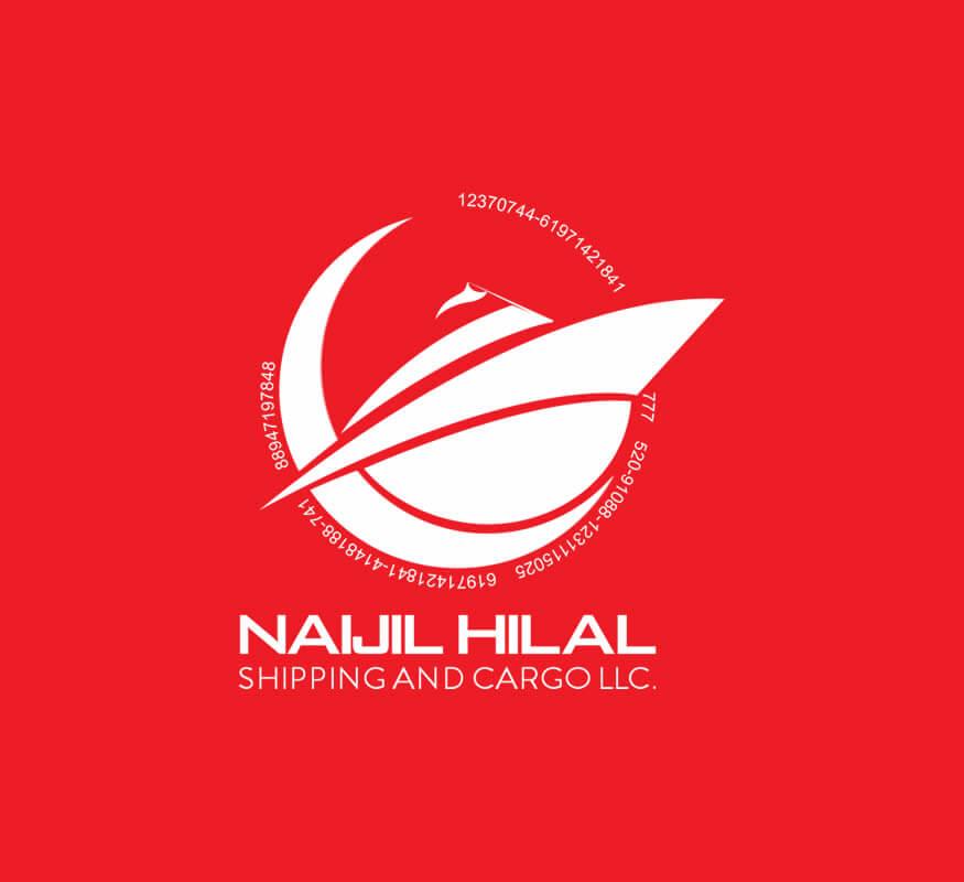 Kerala freelance designer logo for Shipping & Cargo Logo