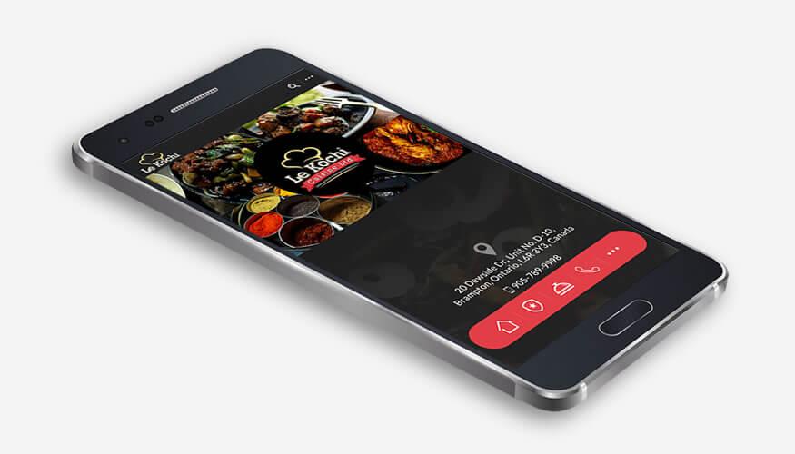Mobile App interface design by Kerala freelance designer