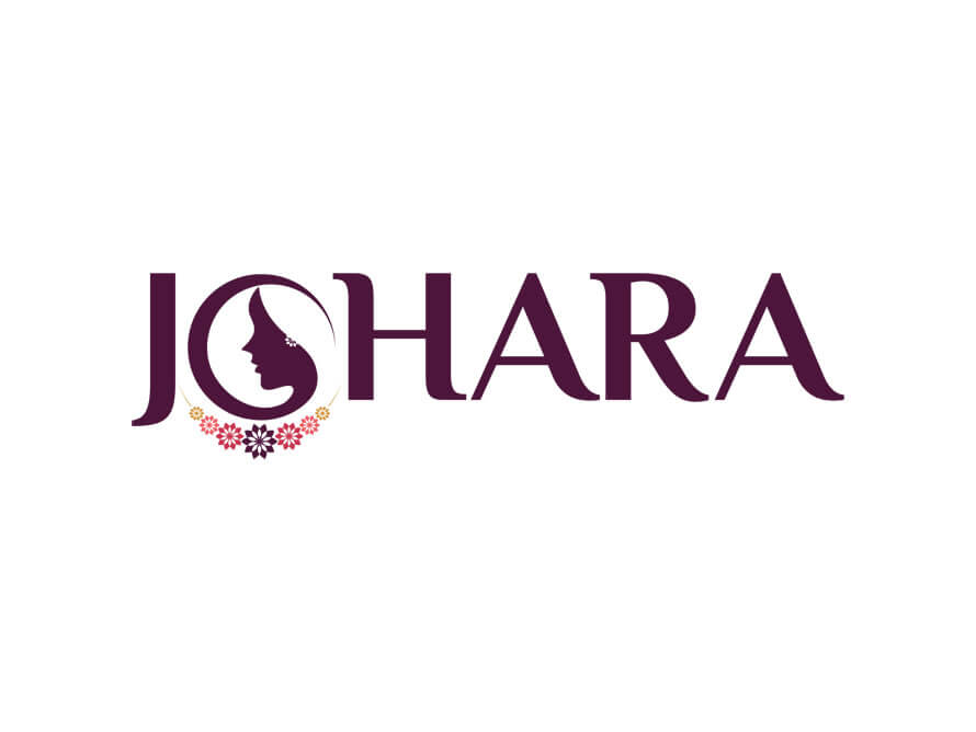 Kerala freelance logo design for Johara Boutique