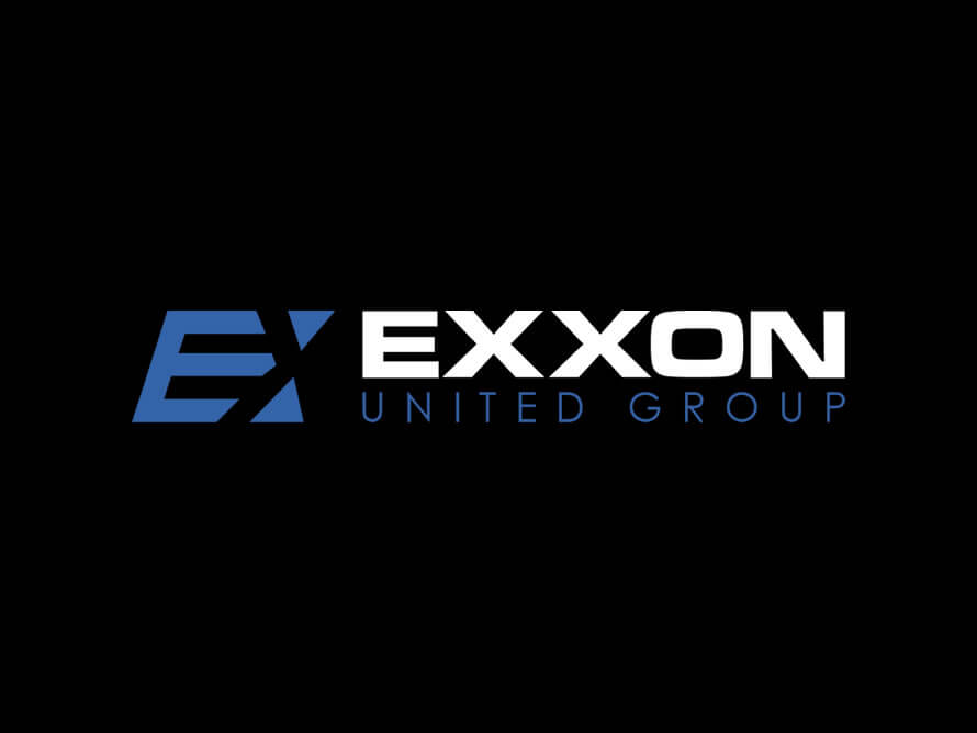 Kerala freelance logo designer work for Exxon United Group Kuwait