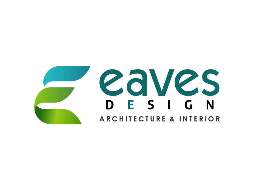 Kerala freelance logo design for Eaves Architect