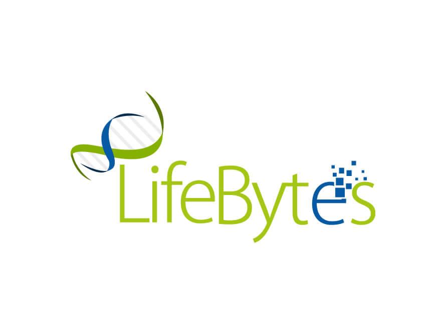 Bioinformatics consulting logo by Kerala freelance web designer