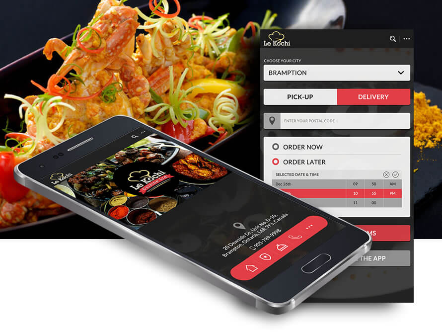 Kerala Freelance Mobile App screen design