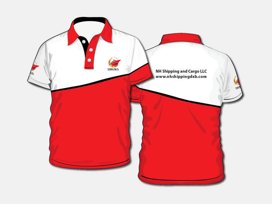 Corporate T-Shirt design by Kerala freelance designer