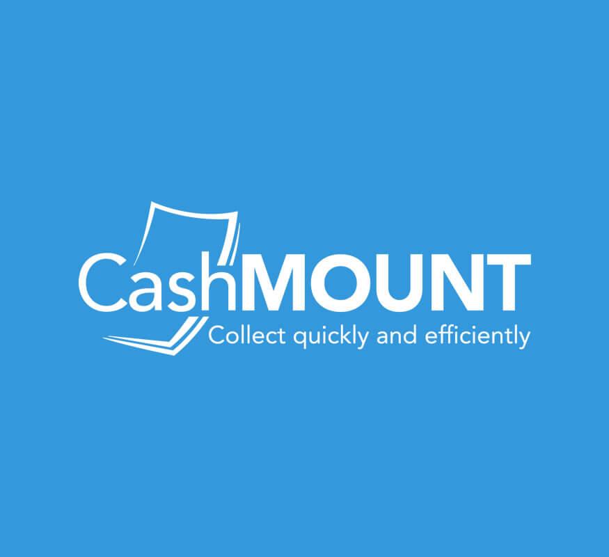 Kerala freelance logo design for CashMOUNT