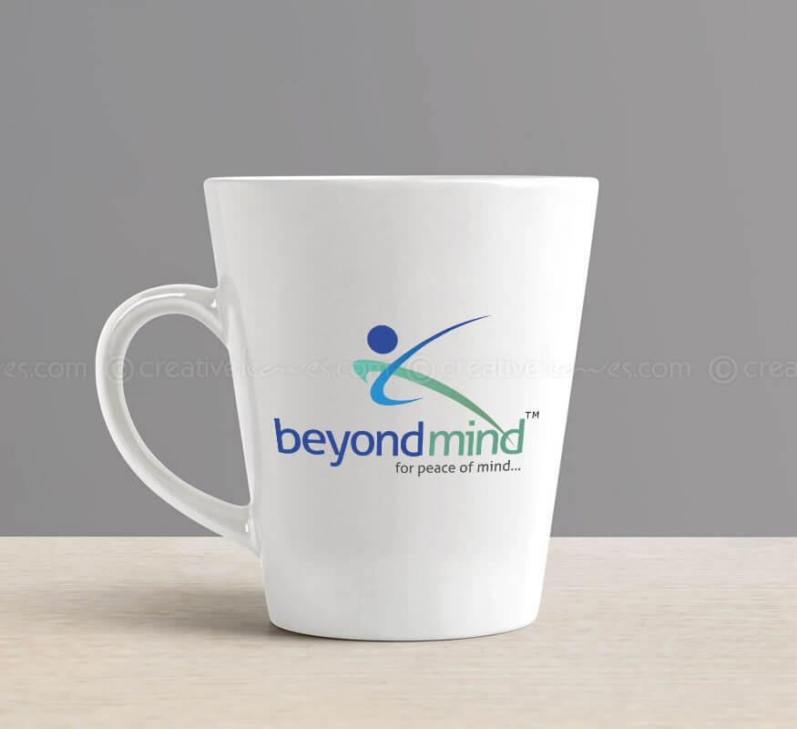 Beyond Mind logo design by Kerala freelance logo designer