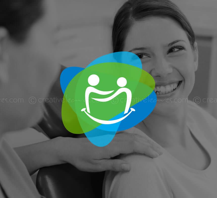 Al AFDAL Dental clinic Logo, Kerala freelance logo designer