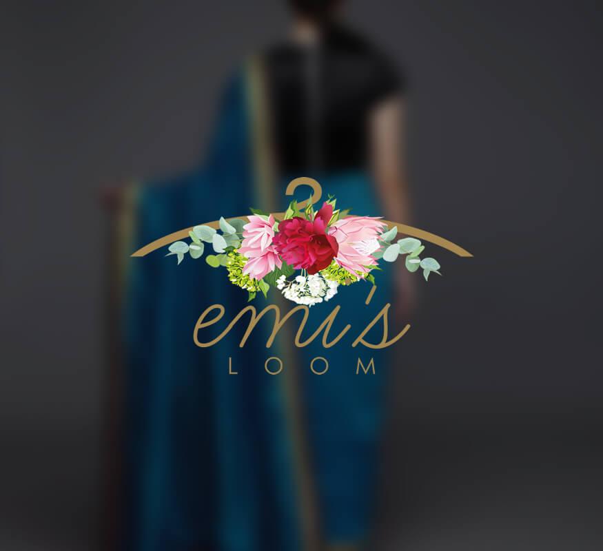 Freelance Logo Design for Online Designer Fashion Boutique