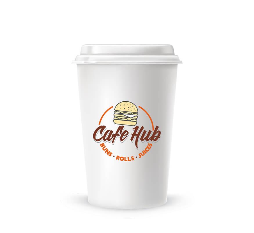 Freelance logo design for CafeHub, Pathanamthitta