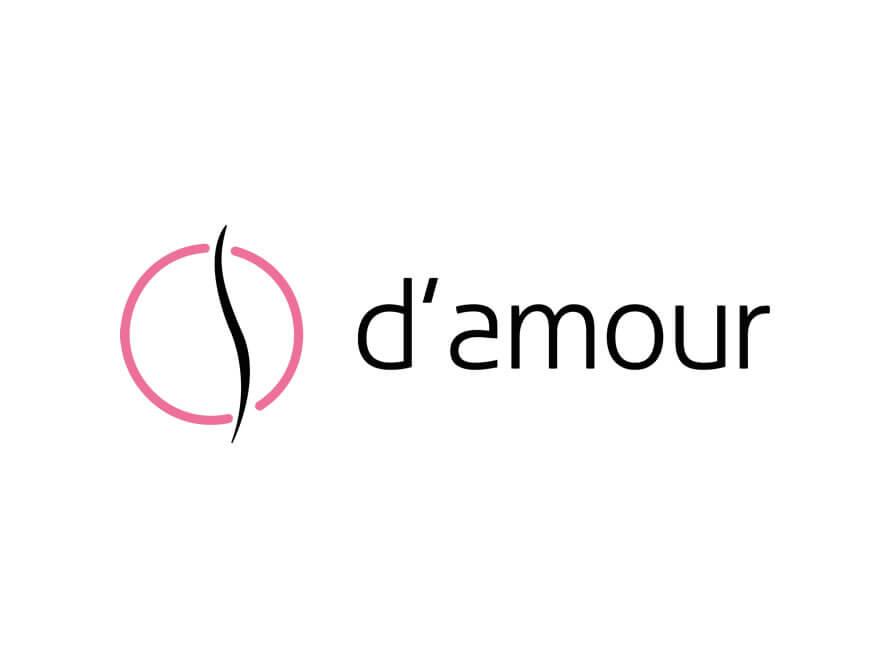 Kerala freelance logo design for D' Amour