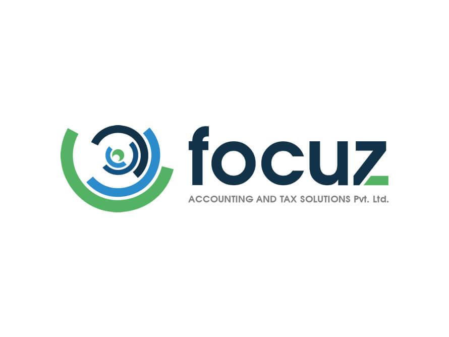 Kerala freelance logo design for Focuz Accounting & Tax Solutions (P) Ltd