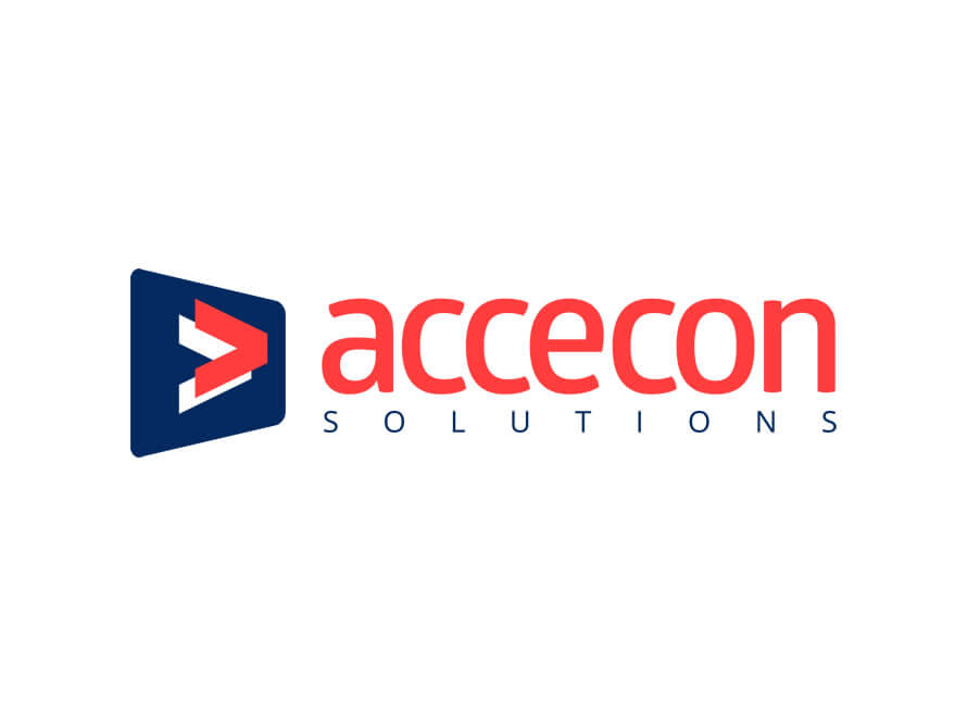 Kerala freelance logo design for Accecon Solutions