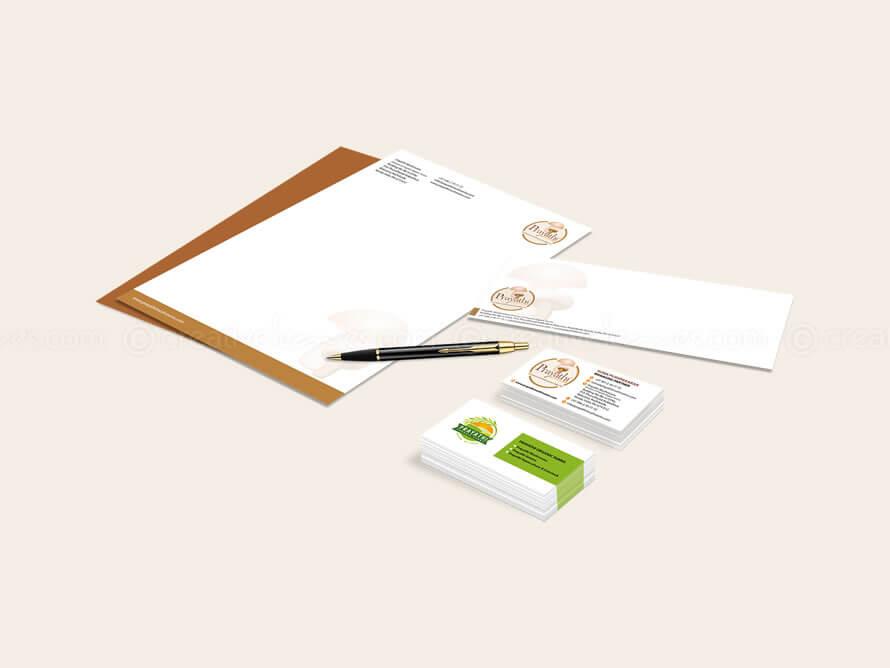 Kerala freelance Branding designs for Prayathi Mushrooms