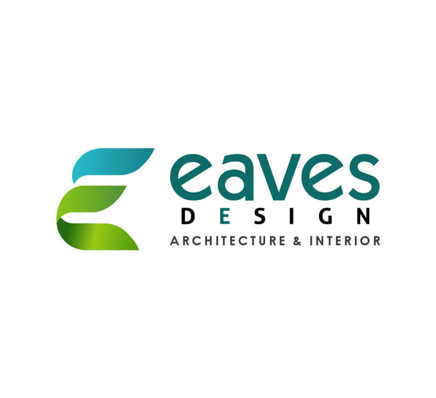 Kerala freelance logo design for Eaves Architect