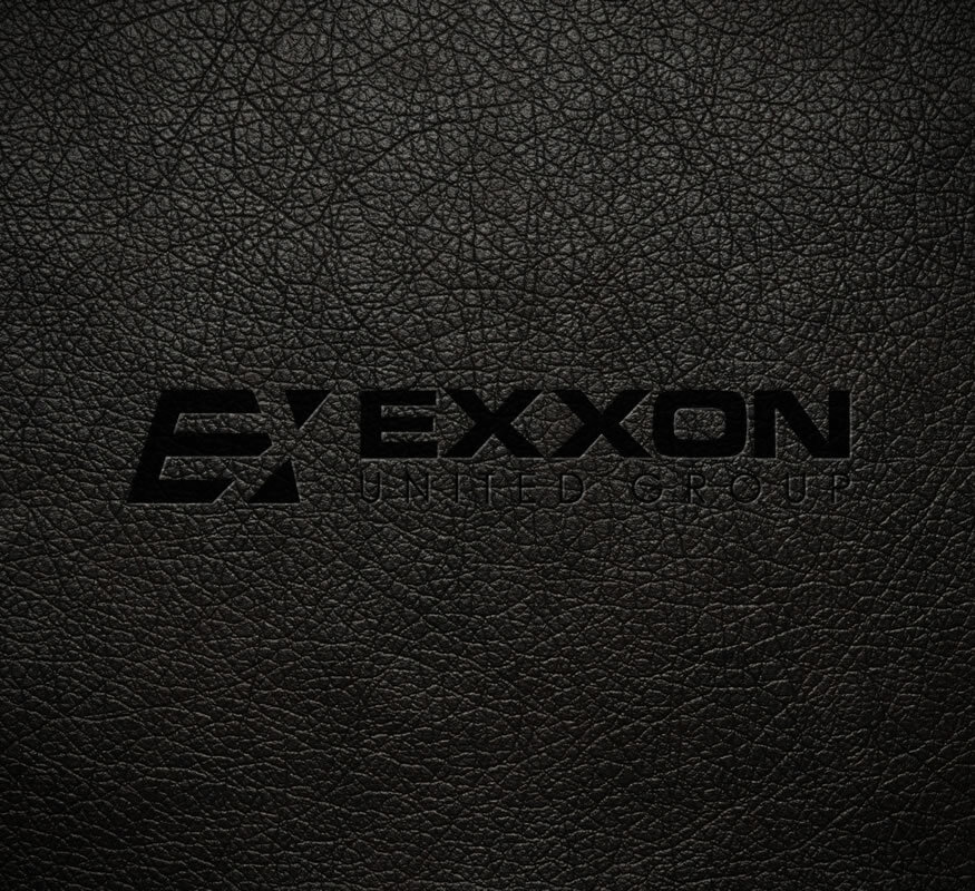 Kerala freelance logo designer for Exxon Group Kuwait