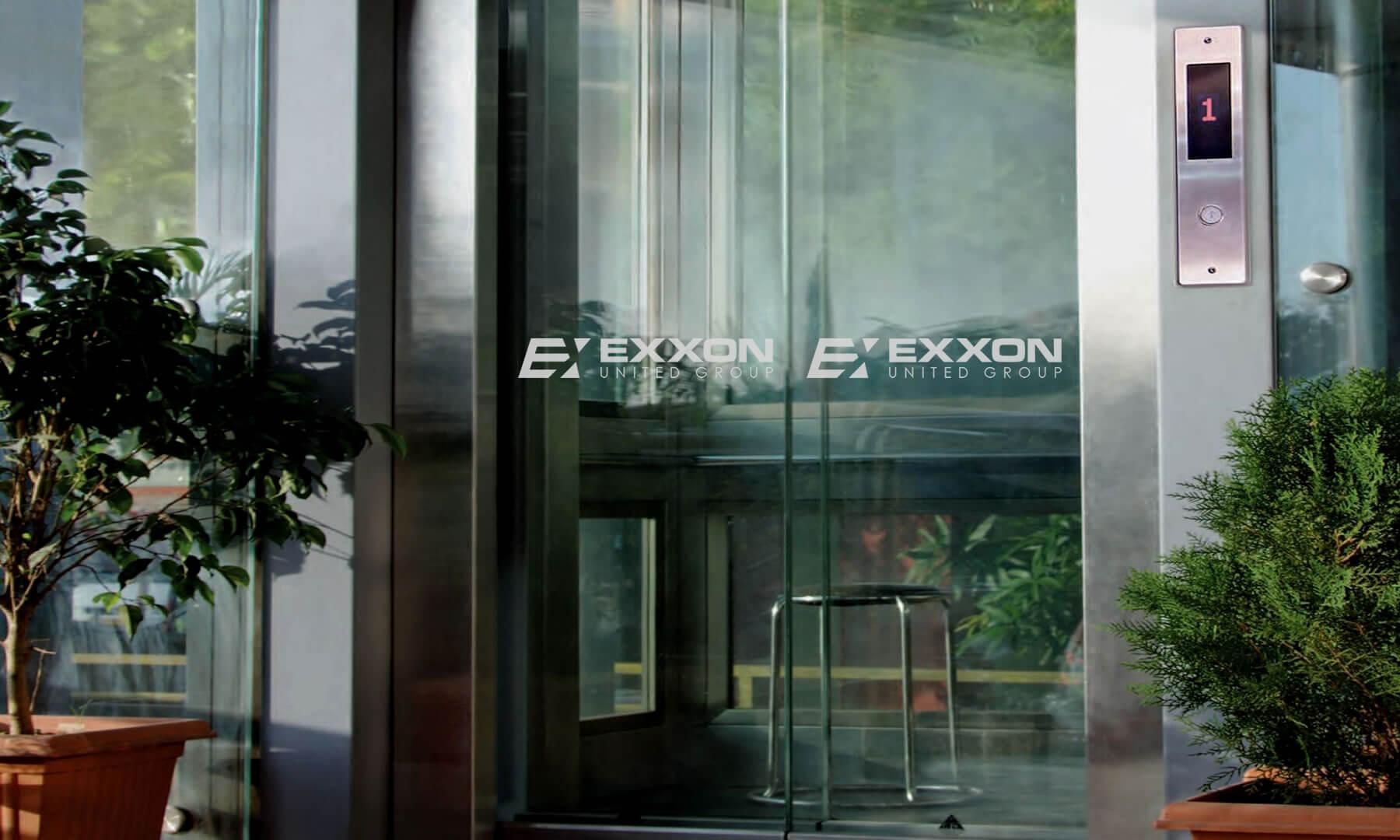 Kerala freelance branding designer for Exxon Group Kuwait