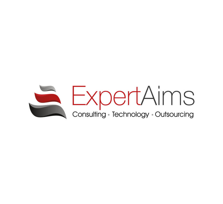 ExpertAims Consultancy Logo design by Kerala freelance logo designer