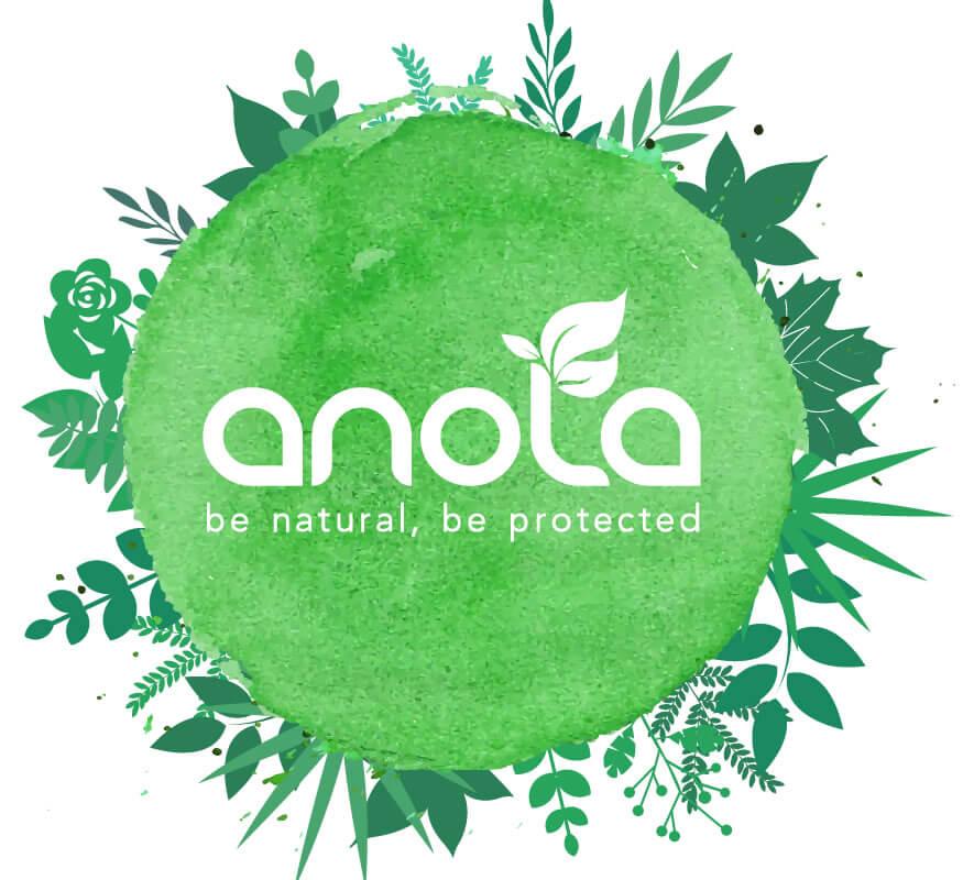 Kerala freelancer logo design for Anola Herbal