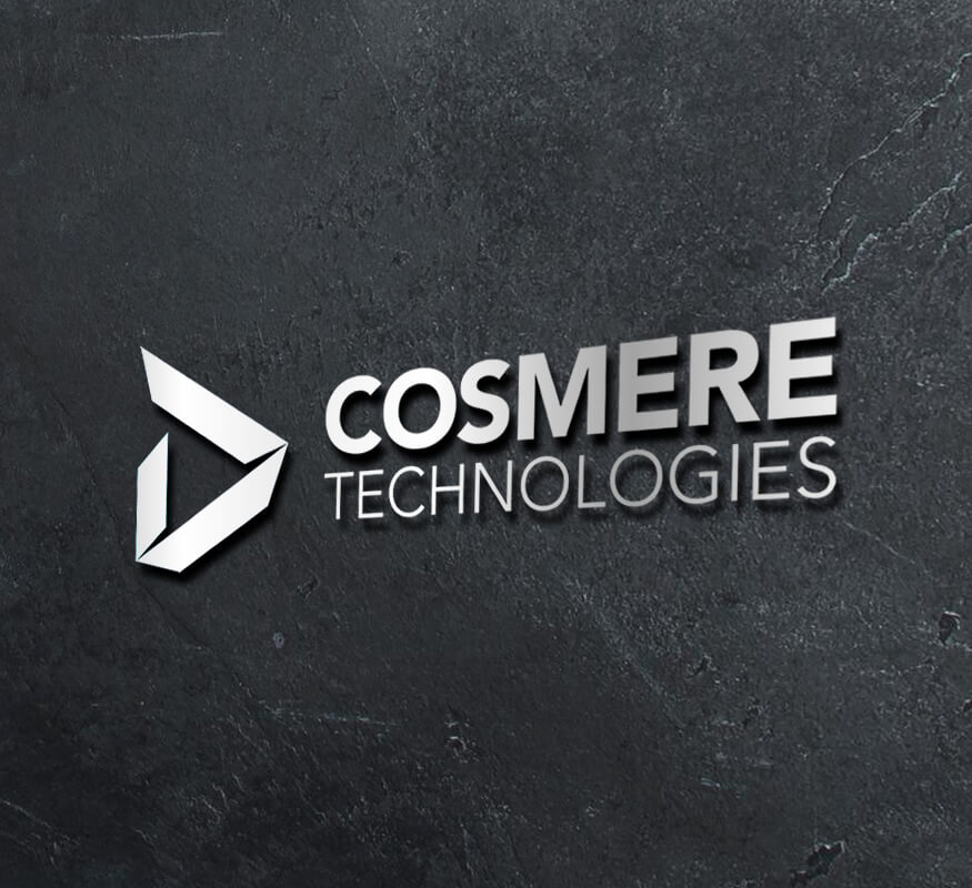 Kerala freelance logo design for Cosmere Technologies