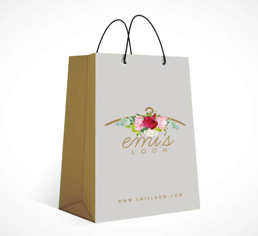 Freelance Logo Design for Online Designer Fashion Boutique