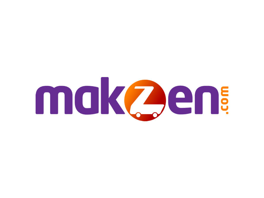 Kerala freelance logo design for online shopping Makzen.com