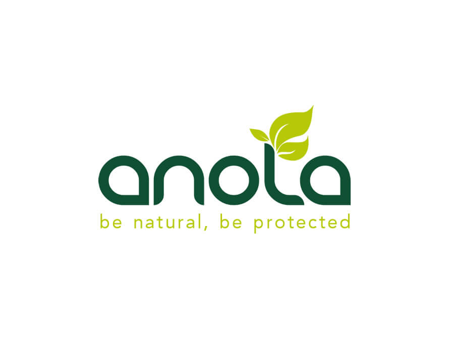 Freelance logo design for Anola Herbals