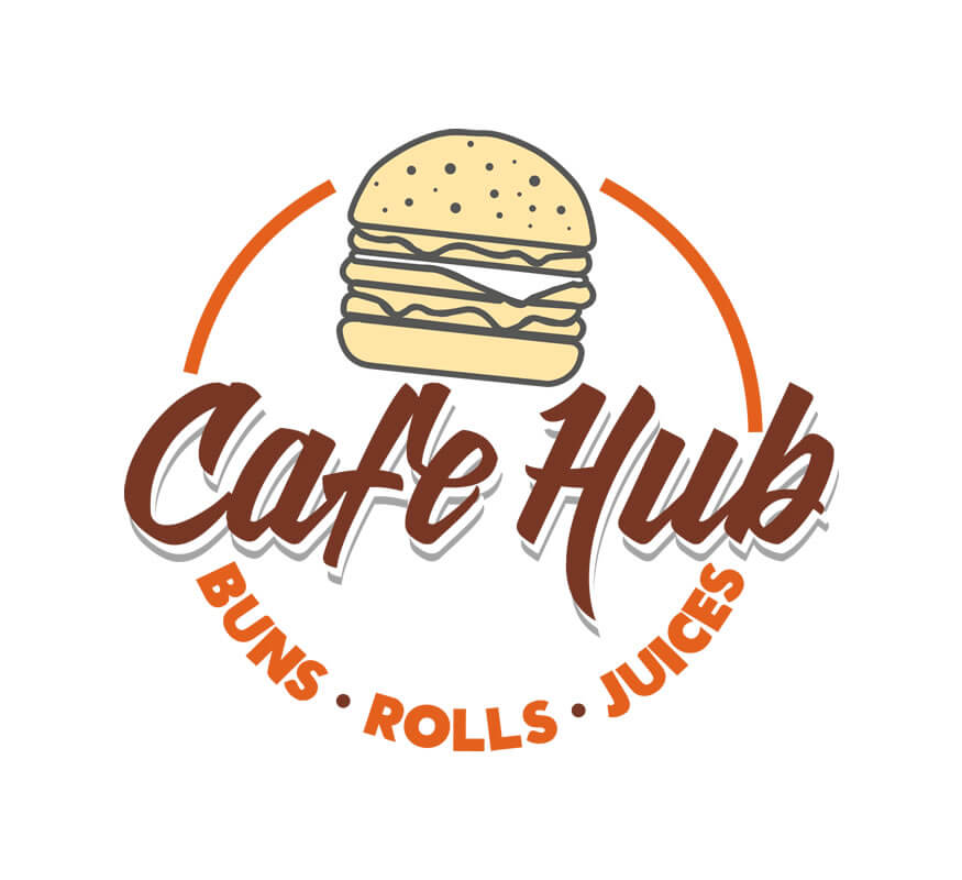 Freelance logo design for CafeHub, Pathanamthitta