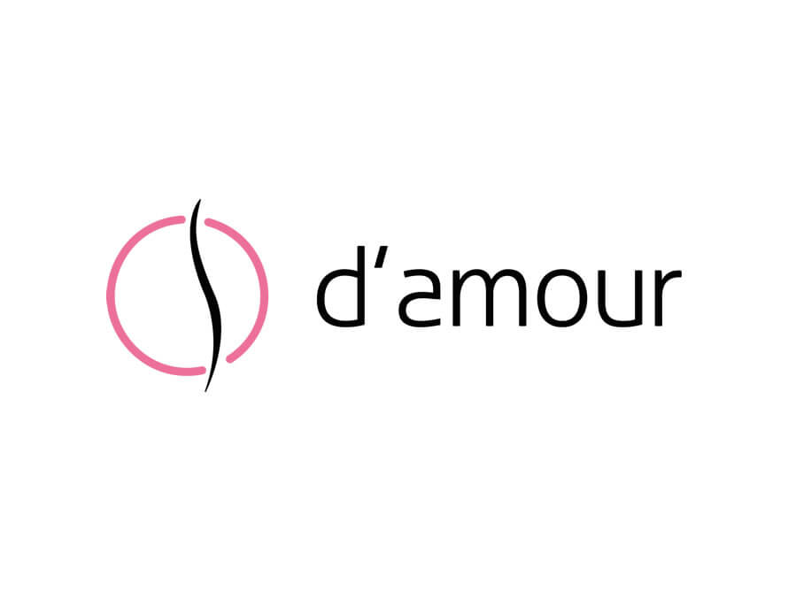 Kerala freelance logo design for D' Amour