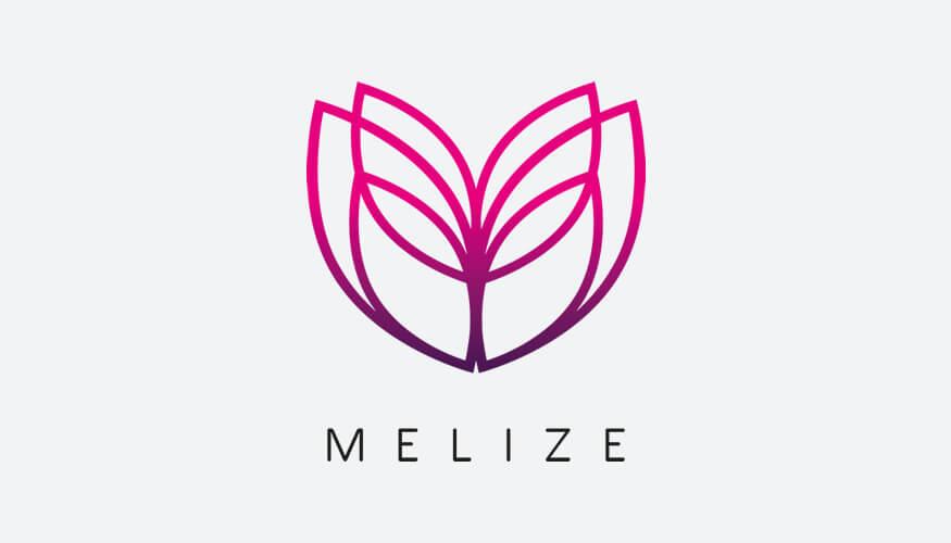 Kerala freelance logo designer for Melize