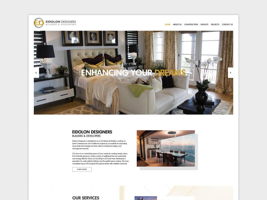Kerala freelance wordpress web design and development