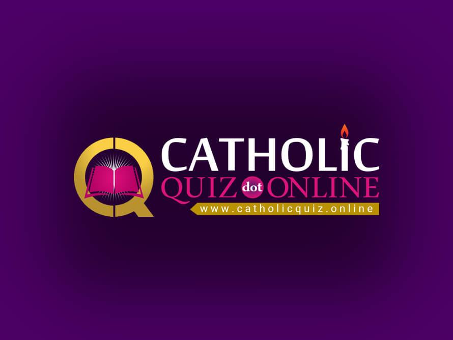 Kerala Freelance Logo design for Catholic Quiz Online