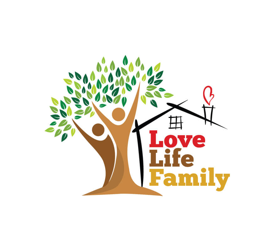 Kerala Freelance Logo Design for Facebook page, Love Life Family