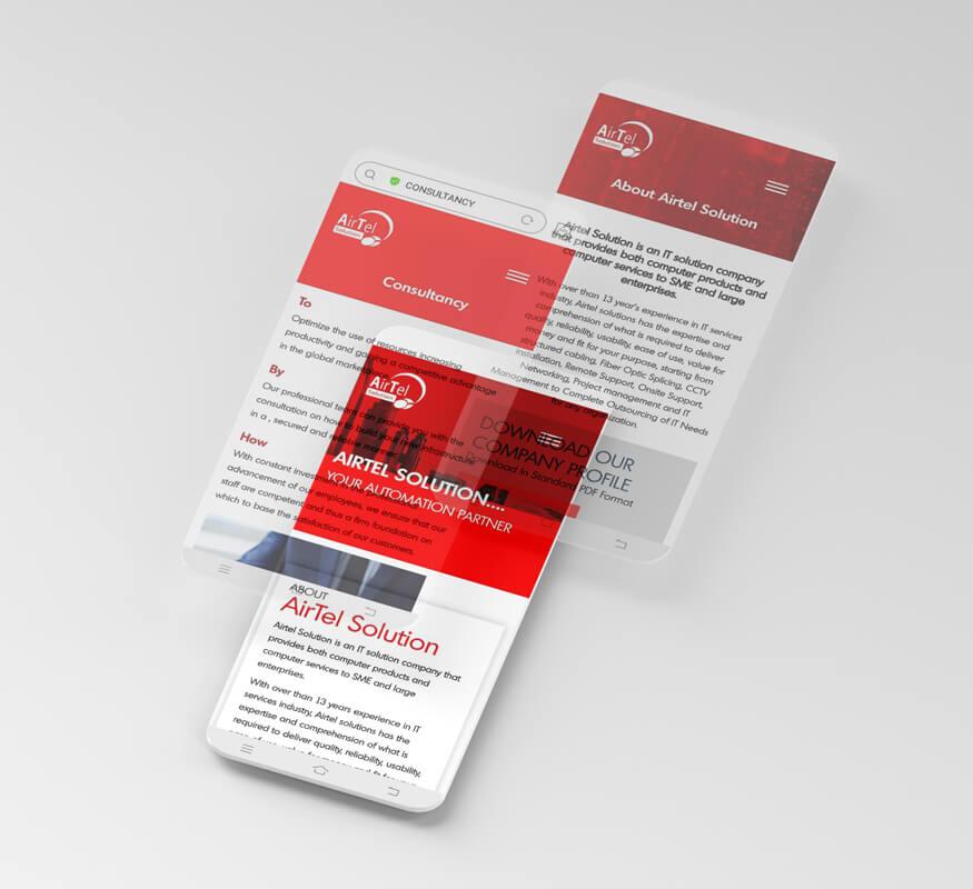 Kerala freelance web designer