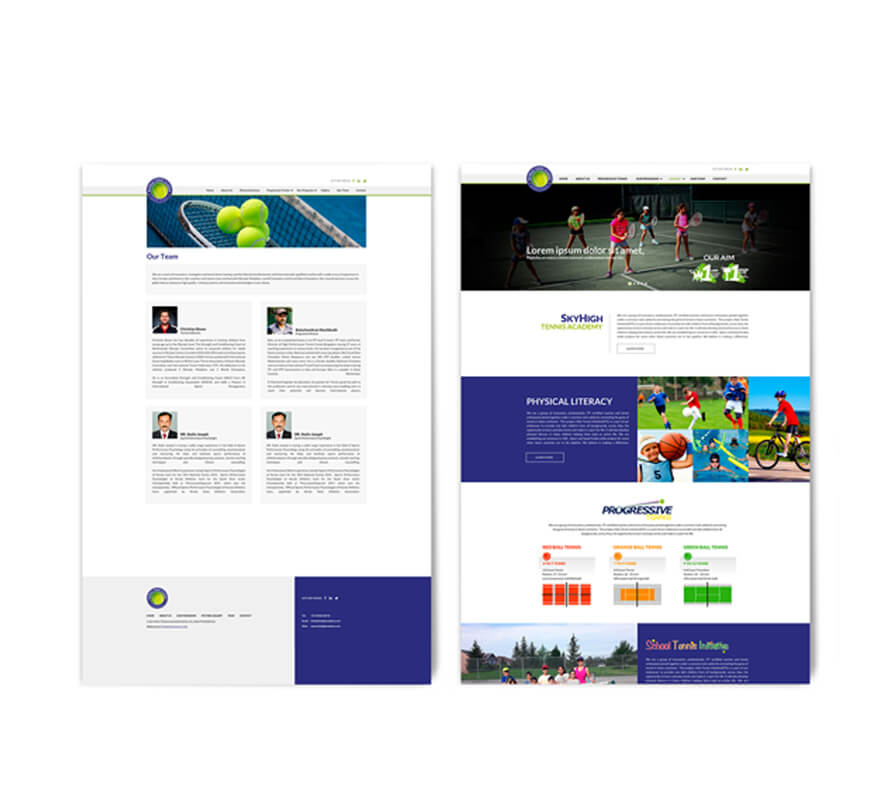 Kerala web designer freelance